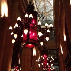 Photo taken at Le Parker Méridien New York by Eric L. on 10/10/2012