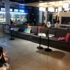 Photo taken at Aloft Bogota Airport by Jose Fernando V. on 10/4/2012