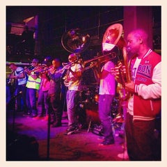 Photo taken at Jazz Cafe by Mark S. on 6/4/2013