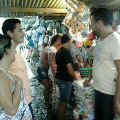 Photo taken at Mercado Público do Bairro dos Estados by Italo C. on 7/6/2013