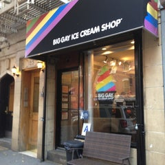 Photo taken at Big Gay Ice Cream Shop by Addam H. on 11/9/2012