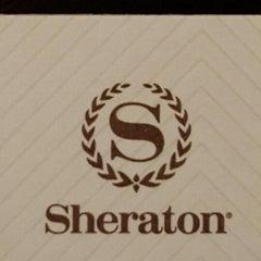 Photo taken at Sheraton Bandara Hotel by Bobby H. on 11/21/2013