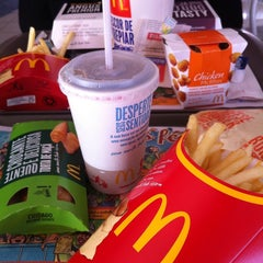 Photo taken at McDonald's by Mikaeli H. on 7/24/2013