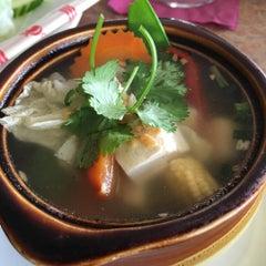 Photo taken at A Taste of Thai Restaurant by Steve L. on 1/7/2016