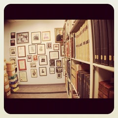 Photo taken at Benedictine University Library by Benedictine U. on 11/29/2012