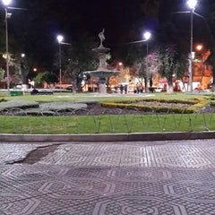 Photo taken at Plaza Colón by Sergio R. on 7/3/2013