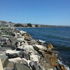 Photo taken at Selimpaşa Liman by Hüseyin Ç. on 6/21/2013