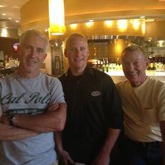 Photo taken at California Pizza Kitchen by Robert W. on 5/17/2012