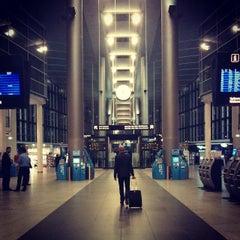 Photo taken at Københavns Lufthavn (CPH) by Sergey K. on 10/23/2013