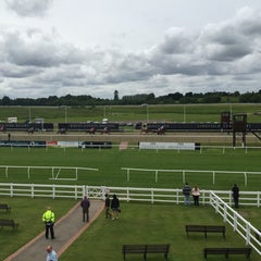Photo taken at Lingfield Park Racecourse by Uli F. on 6/1/2015