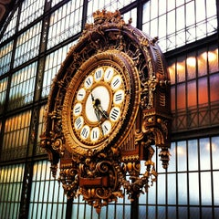 Photo taken at Musée d'Orsay by Caitlyn O. on 7/21/2013