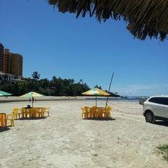 Photo taken at Barraca do Banga by Natercia L. on 5/17/2013