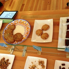 Photo taken at bluebird bakeries cookie bar by AD N. on 9/14/2013