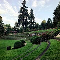 Photo taken at Washington Park by Argelia S. on 7/1/2013