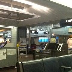 Photo taken at Gate C23 by Nonie C. on 10/21/2012
