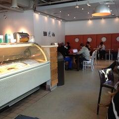 Photo taken at Istria Cafe by Matt R. on 9/27/2012
