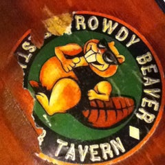 Photo taken at Rowdy Beaver by Natalie T. on 5/3/2013
