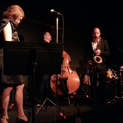 Photo taken at The Ellington Jazz Club by squammalamma on 4/19/2014