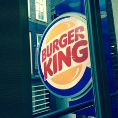 Photo taken at Burger King by Olivier G. on 10/10/2013