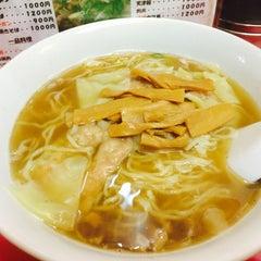 Photo taken at 菜苑 浅草本店 by Yukihiro Y. on 4/24/2015