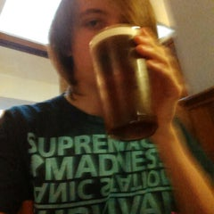 Photo taken at The Golden Acorn (Wetherspoon) by Dean S. on 6/11/2013