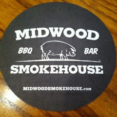 Photo taken at Midwood Smokehouse by Rica S. on 7/13/2013