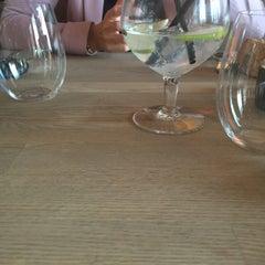 Photo taken at Restaurant Hôtel Les éleveurs by Chloë D. on 4/14/2015