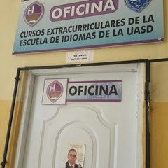 Photo taken at Edificio Juan Isidro Jimenez (JJ) by Francisco S. on 5/31/2013