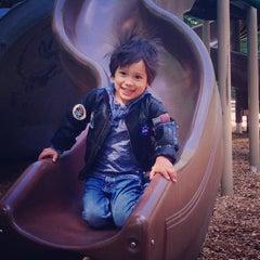 Photo taken at Tamenend Park by Elizabeth A. on 9/14/2014