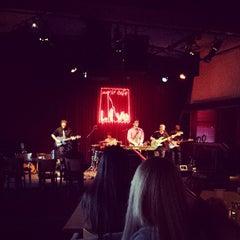 Photo taken at World Cafe Live by Jeffrey M. on 7/27/2013