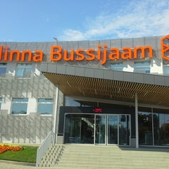 Photo taken at Tallinna Bussijaam by Stanni on 7/29/2013