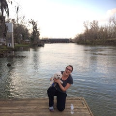 Photo taken at Savannah Rapids by Anna-Maria G. on 3/12/2014