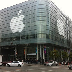Photo taken at Moscone Center by Ben A. on 6/10/2013