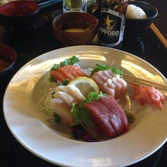 Photo taken at Sushi Avenue by Danny S. on 5/28/2014