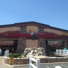 Photo taken at Soboba Casino by Miguel S. on 6/21/2013