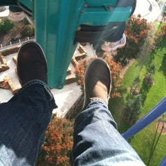 Photo taken at Talon: The Grip of Fear by Kyle S. on 10/20/2012