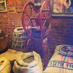 Photo taken at Lakota Coffee Company by Silvia E. on 6/30/2013