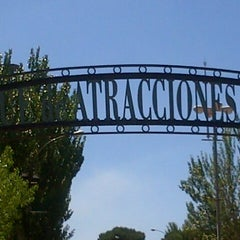 Photo taken at Parque de Atracciones de Madrid by lola p. on 6/22/2013