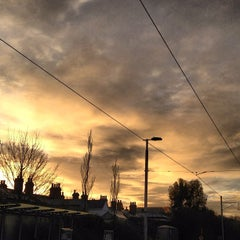 Photo taken at Beechwood Luas by Philip M. on 12/2/2012