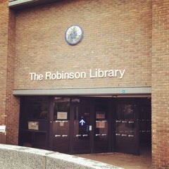 Photo taken at Robinson Library by Ashleigh W. on 7/3/2013
