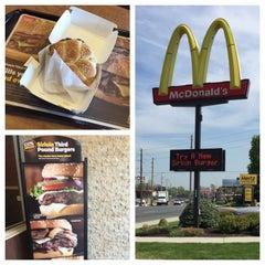 Photo taken at McDonald's by Joshua J. on 5/8/2015