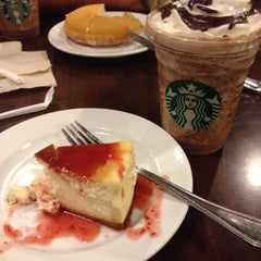 Photo taken at Starbucks Coffee by Shen S. on 7/17/2015