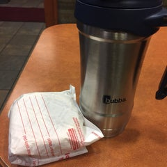 Photo taken at Tim Hortons by Febbie on 8/20/2015