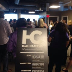 Photo taken at the HuB by Frank M. on 9/18/2014