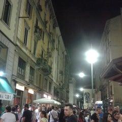 Photo taken at Bar Rattazzo by Pietro P. on 6/15/2013