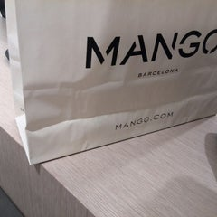 Photo taken at Mango by Alla E. on 5/28/2014