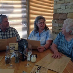 Photo taken at California Pizza Kitchen by Ben B. on 5/10/2013