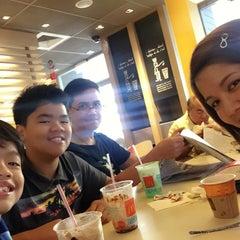 Photo taken at McDonald's by Sheila Monica B. on 4/9/2015