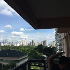 Photo taken at Sang Suria Condominium by Amingggg on 8/8/2015