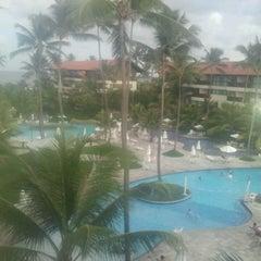 Photo taken at Marulhos Muro Alto Resort by Matheus Fernandes on 6/1/2013
